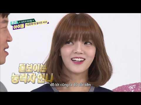 주간아이돌(Weekly Idol) AOA 랜덤플레이댄스 (SUB:VIETNAM)