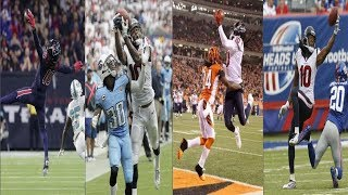DeAndre Hopkins Top 10 Catches (and Non-Catches)