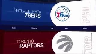 Game 7 Toronto Raptors vs Philadelphia 76ers 2019 NBA Playoffs Game Recap | Eastern Semi Finals