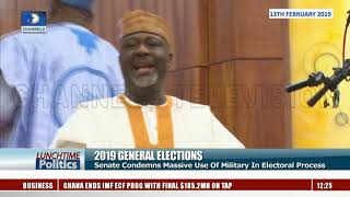 INEC To Resume Collation, Announcement Of Rivers Election Results April 2 |Lunchtime Politics|