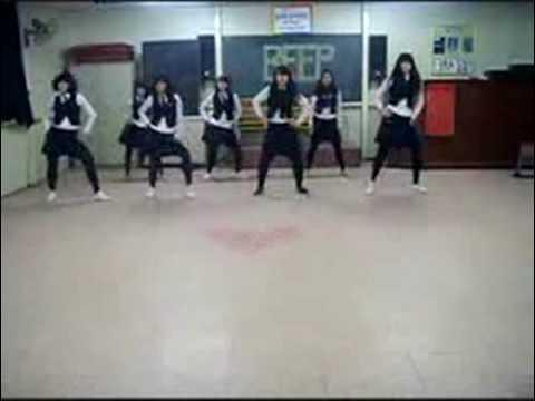 Pussycat Dolls - Beep dance steps