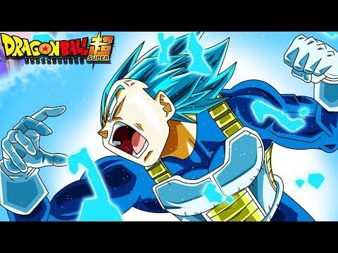 Vegeta vs GoDs Power Levels (Dragon Ball Super)