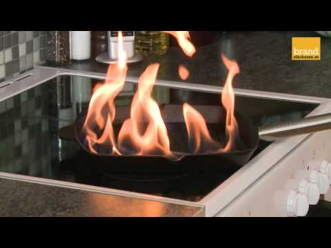 Så använder du brandfilten