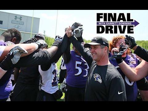 OTAs Opened And We Got A Sneak Peek   Final Drive   Baltimore Ravens