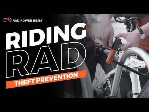 Theft Prevention | Riding Rad