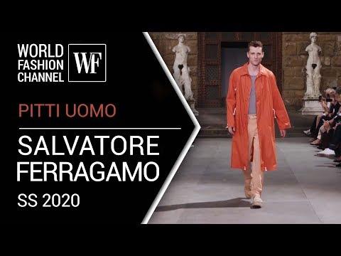Salvatore Ferragamo SS2020 Pitti uomo