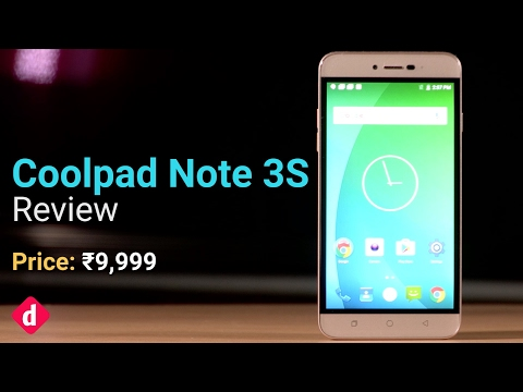 Coolpad Note 3S Review  Digit.in
