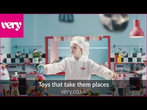 very.co.uk & Very Discount Code video: Toys that take them places | Very