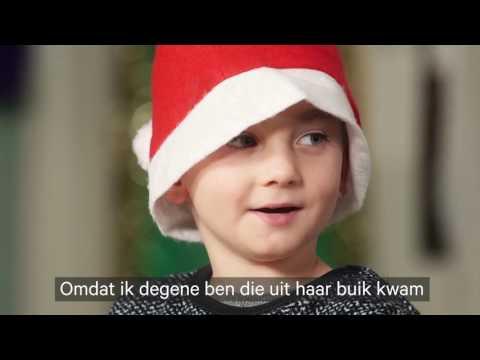 Groupon vroeg alles over Kerst aan kinderen...