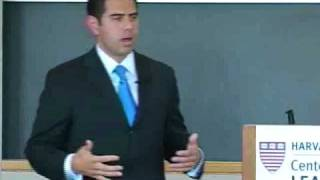 Latino Leadership Initiative: Cesar Conde