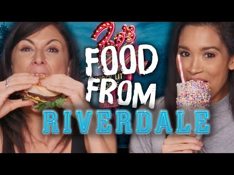 7 RIVERDALE Themed Diner Foods (Cheat Day)