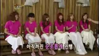 """SNSD on """"Happy Together"""" Part 2(Eng sub)"""