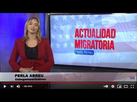 EN VIVO 02/02/2021 Actualidad Migratoria