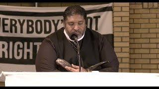 I've Tried to Cry Today... | Rev. Dr. William J. Barber, II