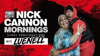 """Luenell: 'Coming To America 2' """"Is Best Script I've Ever Read"""" + Impact Of Nipsey Hussle's Passing"""
