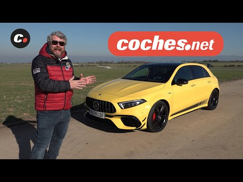 Mercedes-AMG A 45 S 4MATIC+ 2020 | Prueba / Test / Review en español | coches.net