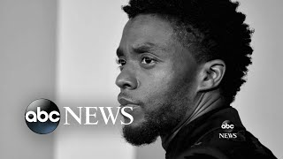 Chadwick Boseman's extraordinary, impactful life: 'A Tribute for a King' Part 1