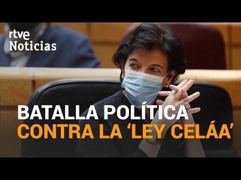 El CASTELLANO puede dejar de ser lengua vehicular con la NUEVA LEY DE EDUCACIÓN | RTVE
