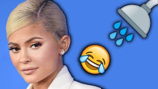 Kylie Jenner Reacts To Her Shower Video Going Viral