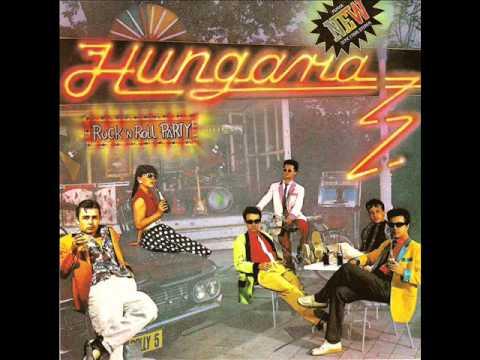 Hungária Rock'n Roll Album