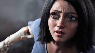 Why Alita: Battle Angel Has Such Big Eyes