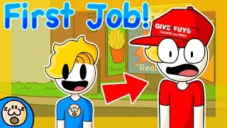 First Job! (Work Stories)