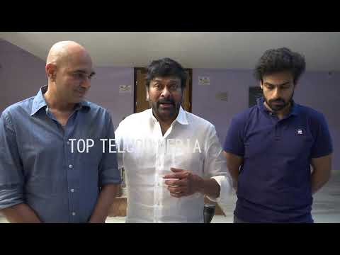 Kondapolam is a rustic love story, says megastar Chiranjeevi after watching movie