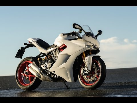 2017 Ducati SuperSport First Ride - Cycle News