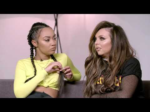 Little Mix's Jesy says Tulleys Farm is the scariest place she has ever been.