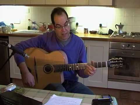 Djangology - Gypsy jazz guitar lesson