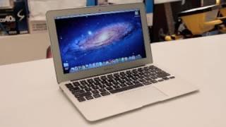 Review: Macbook Air 11