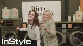 Michelle Dockery's Longtime Favorite PJs Are Surprisingly Affordable | InStyle