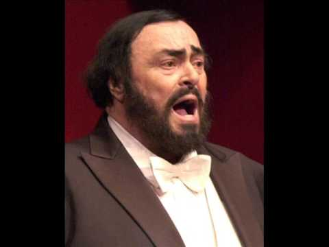 Pavarotti and George Benson The Greatest Love of All
