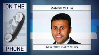 NY Daily News' Manish Mehta Talks Jets, Gase & More | Full Interview | The Rich Eisen Show | 1/16/19