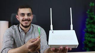 أخيراً فايبر لحد البيت هيغير مستقبل الإنترنت في مصر FTTH