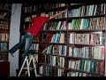 How a group of Syrian residents assembled a secret library