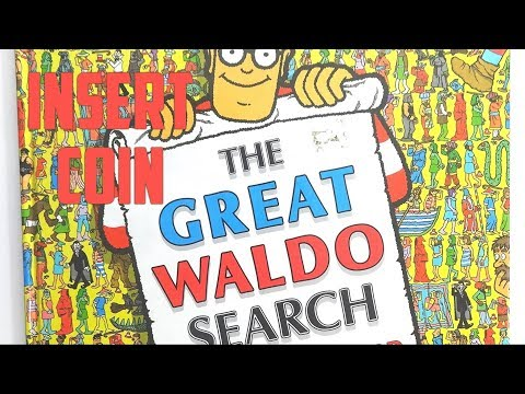 The Great Waldo Search (1992) - Mega Drive - Normal Level