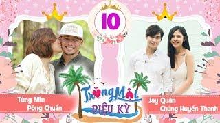 WONDERFUL HONEYMOON #10 FULL  Jay Quan-Chung Huyen Thanh reveals the 'sexual things'