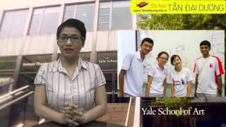 Bí quyết du học Mỹ -  Tống Hiền Chi nhận được học bổng toàn phần của đại học Yale