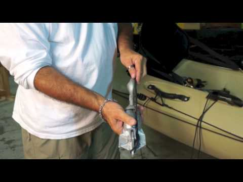 "Yak Gear - How to ""Rock Rig"" an Anchor and Setup Up an ""Add a Rope"""