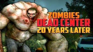 DEAD CENTER: 20 YEARS LATER ★ Left 4 Dead 2 Mod (L4D2 Zombie Games)