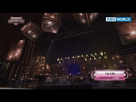 EXO - For Life / 엑소 - For Life  [2017 KBS Song Festival | 2017 KBS가요대축제/2017.12.29]