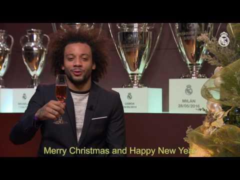 Season's greetings from Marcelo!