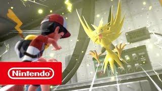 Pokémon: Let's Go, Pikachu e Eevee! - Parti per una nuova grande avventura