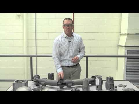 MDF Virtual Tour : Metals and Materials with Dr. Ryan Dehoff
