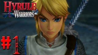 "Hyrule Warriors| Walkthrough Español | Parte 1 ""El Heroe de verdes ropajes"""