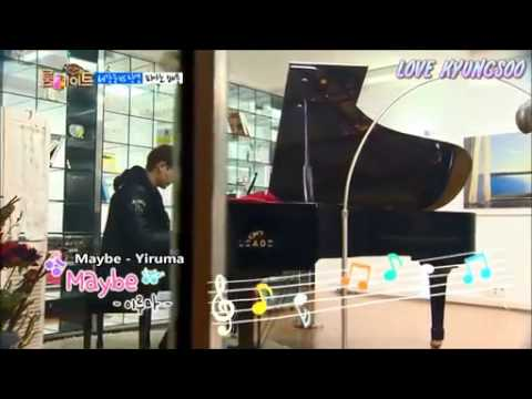 Exo Chanyeol Piano