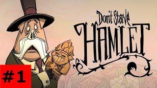 DON'T STARVE: HAMLET Back to School Livestream Replay #1