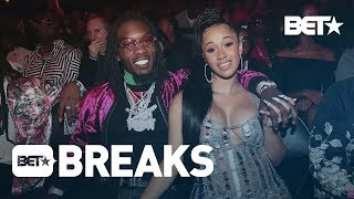 Cardi B And Offset's Unapologetic PDA - BET Breaks