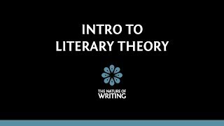 Methodology: An Introduction to Literary Theory